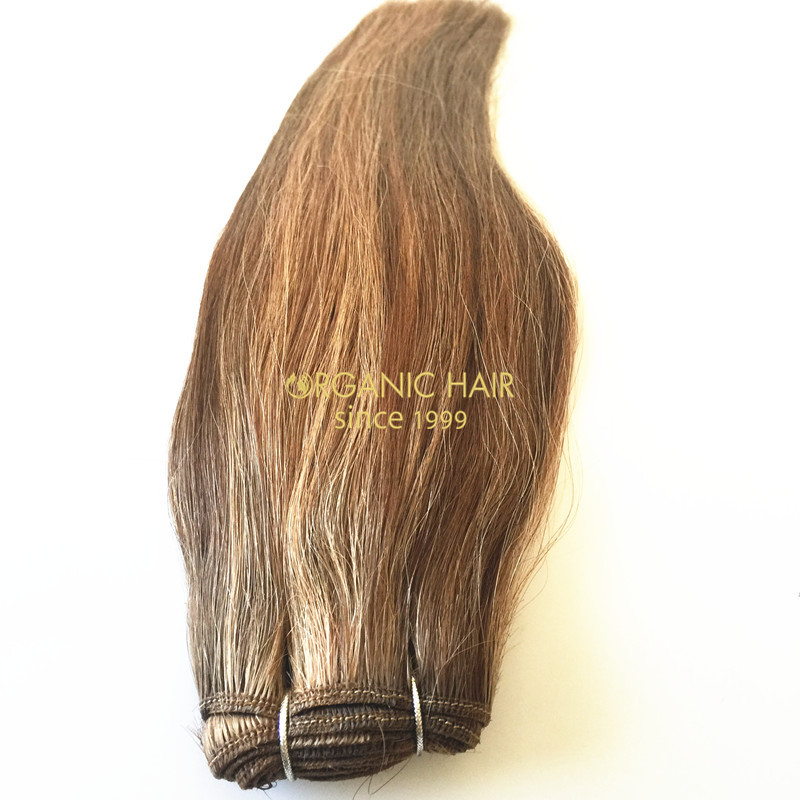 Real mink brazilian hair extesions