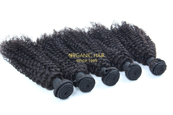 Real virgin remy hair extensions