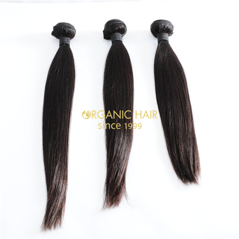Remy human hair weaves