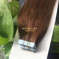 Cheap Brazilian hair-100% remy hair tape in hair extensions uk h1