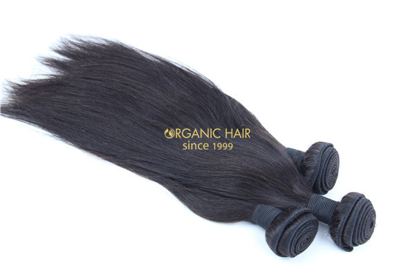 Wholesale 100 virgin human hair extensions