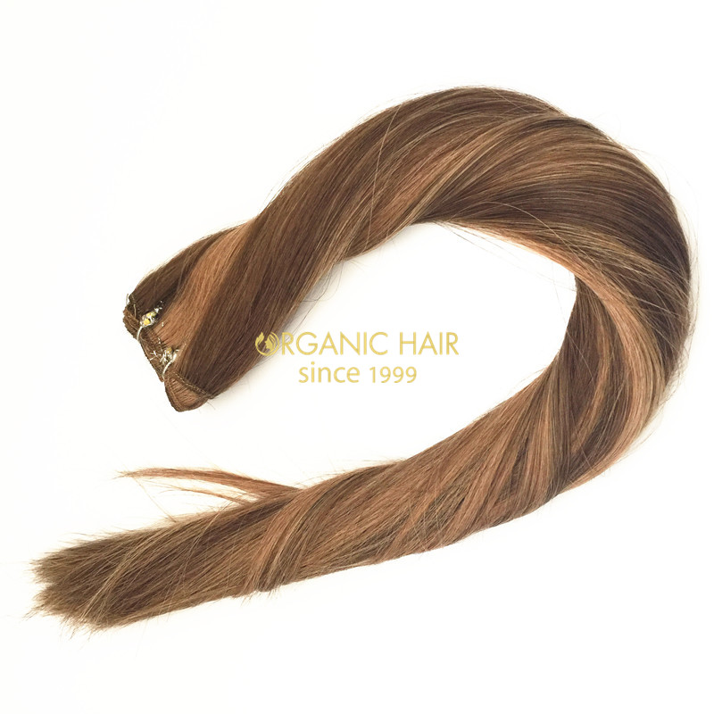 Wholesale cheap virgin human hair extensions