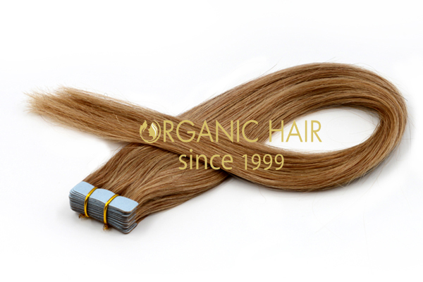 Cheap and straight tape full cuticle hair extension A3