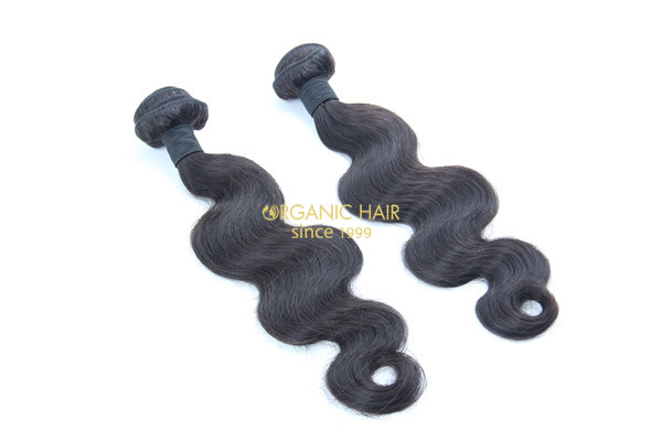 Wholesale virgin brazilian human hair extensions