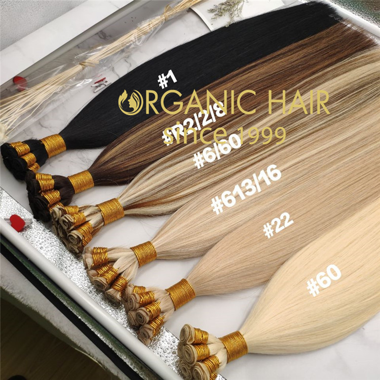 All kinds of hair color can be made by Organic hair factory RB75