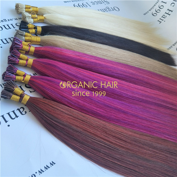 Hair Wholesale factory,the best pre bonded hair extensions,I tip/U tip/V tip/ flat tip,luxury hair super double drawn in China R22