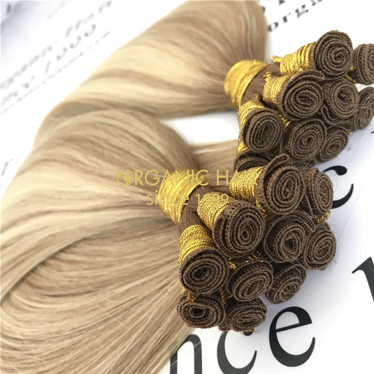 Human best hand tied weft on sale X175