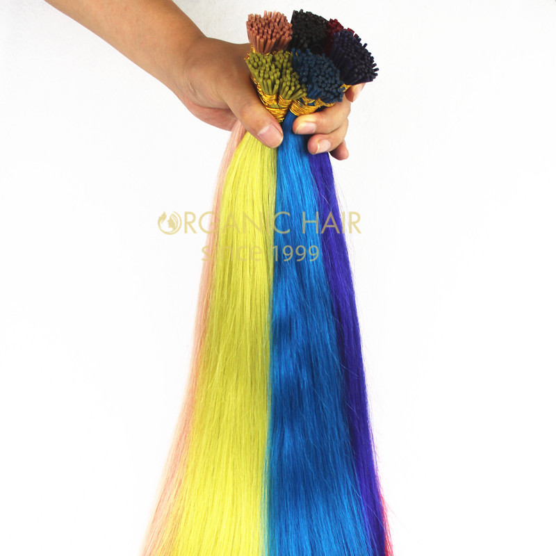 Types Of Human Hair Temporary Hair Extensions China Oem Types Of