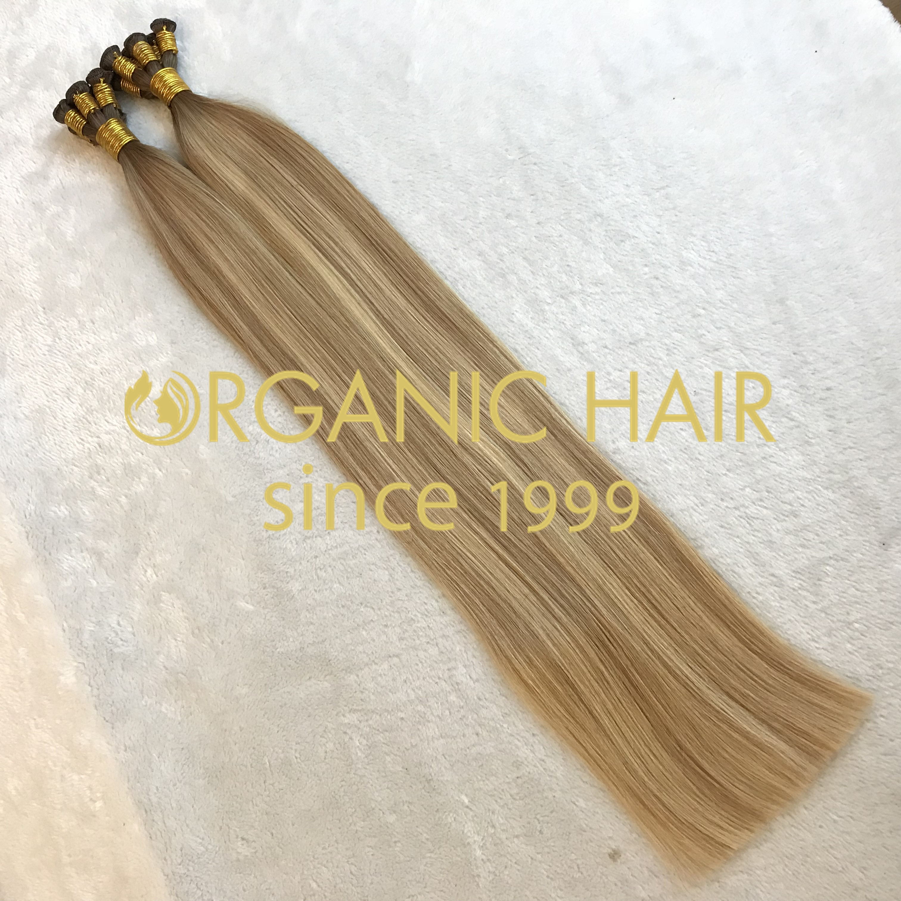 Top quality hair extensions to order-- Hand tied weft   C26