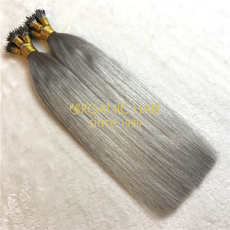 Popular remy Nano hair wholesale V59