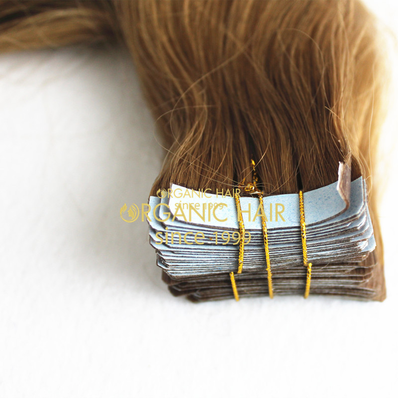 brazilian body wave hair extensions tape extensions