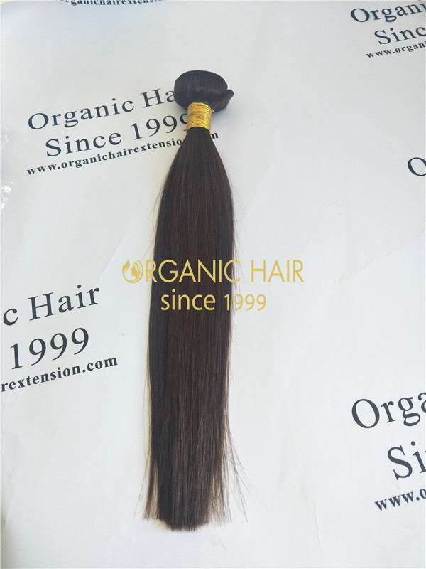 Virgin Brazilian hair bundles 100 virgin hair no mixed from China GT15