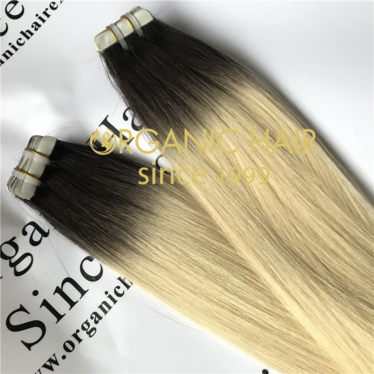 #T1/60,Brazilian hair pu skin weft for women hair at a wholesale price A21