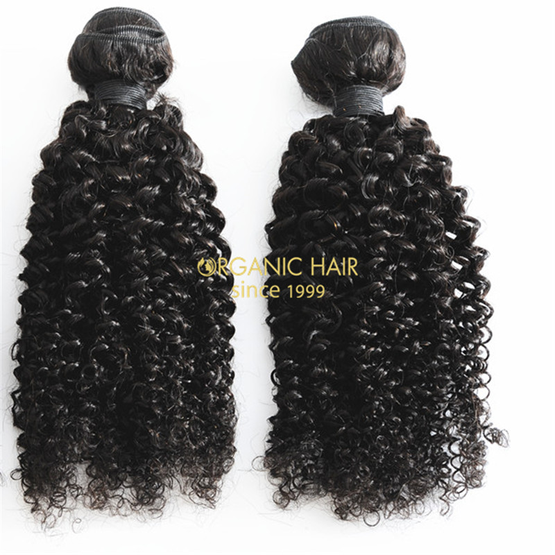 Large stock online brazilian human hair extensions wholesale