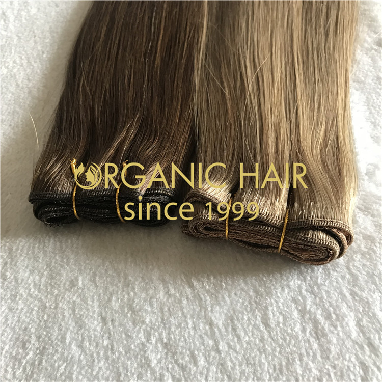 ORGANIC PROFESSIONAL VOLUME WEFTS HAIR EXTENSIONS H149
