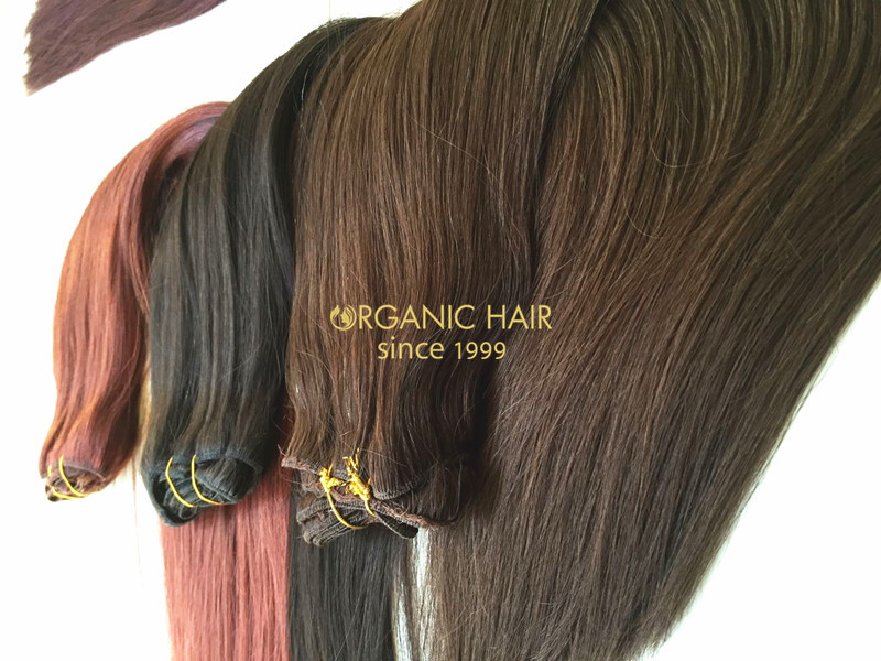 Types Of Hair Extensions Hair Clips Extensions China Oem Types Of