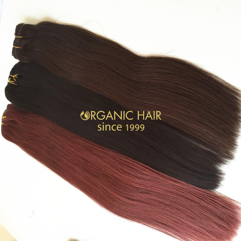 types of hair extensions hair clips extensions