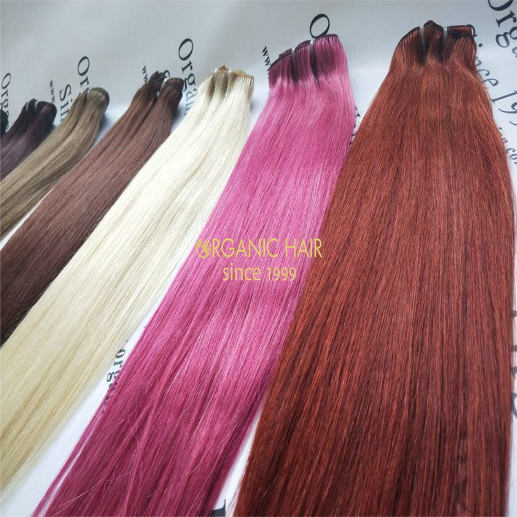 The best clip in hair extensions for you,order now you will get the appropriate discount ! A46