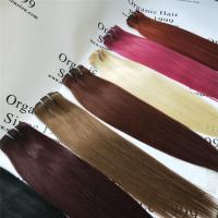 Clip in hair extensions of beautful color H14