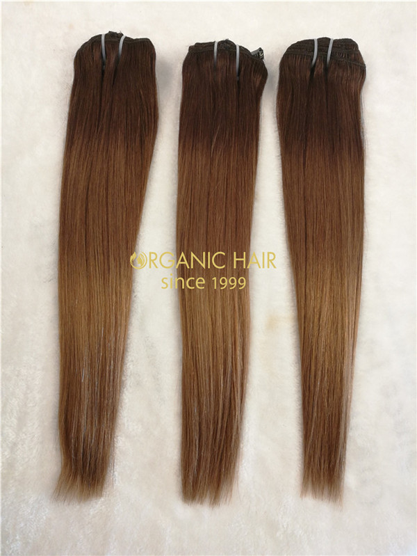 Wholesale human clips in extensions X28