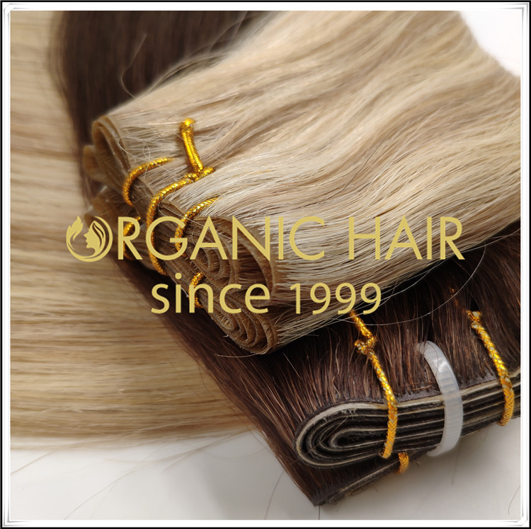 Differences of two types of PU skin weft C072