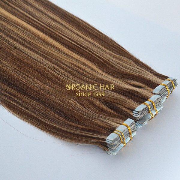 Hair tape hair extensions sydney