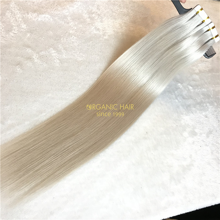 Human remy tape in hair extensions reviews X99