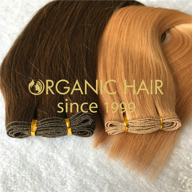 Fashion handtied weft with full cuticle intact  C73