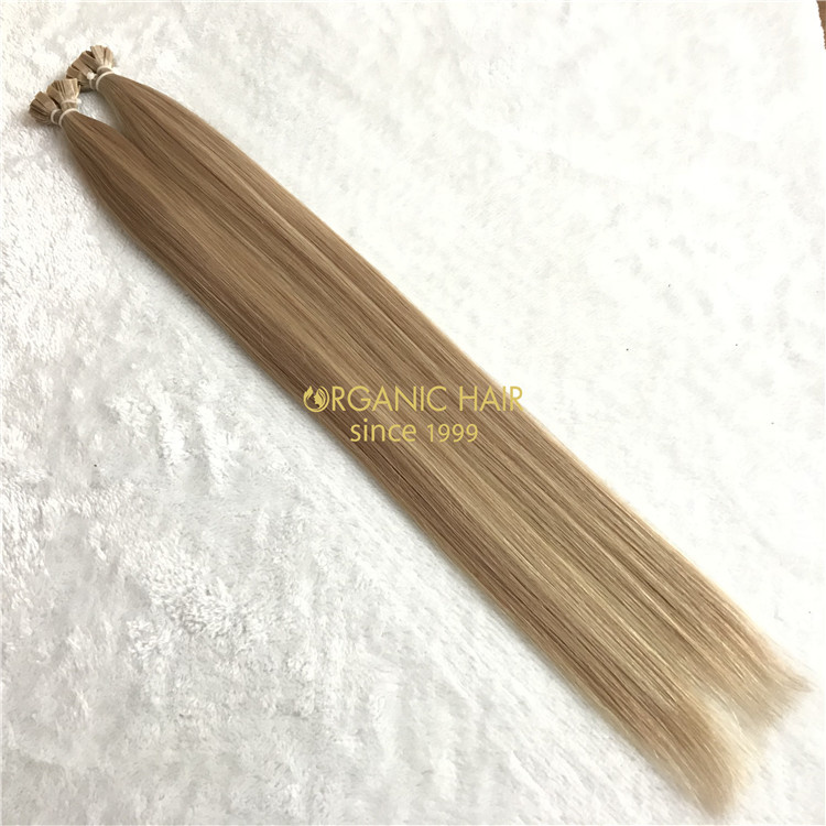 Popular in France flat tip hair wholesale V38