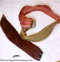 Thick hair extensions,flip in human hair extensions