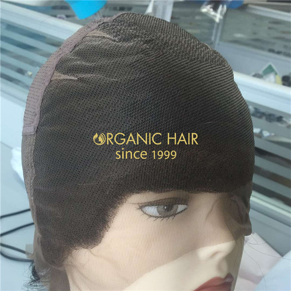 Deep wave Braizlian hair high quality wigs