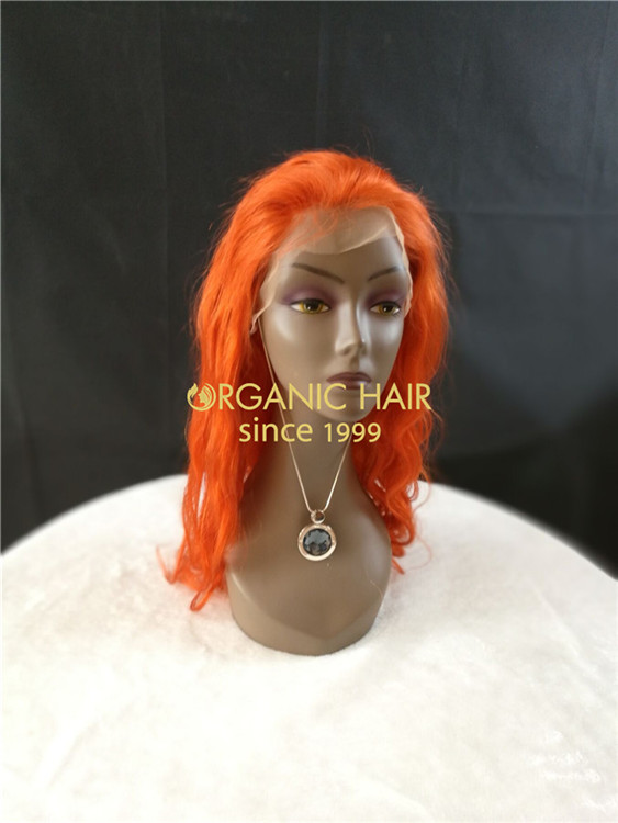Attractive 100% human hair full lace wigs at wholesale price add user attraction C5