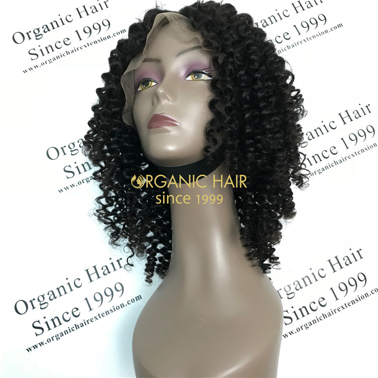 Custom human full lace wigs virgin hair on sale X80