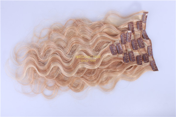cheap extensions clip in remy hair extensions supplier
