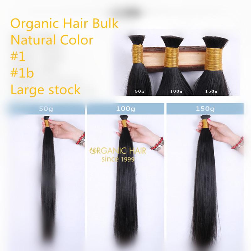 Peruvian Hair Extensions 100 Human Hair Bulk China Oem Peruvian