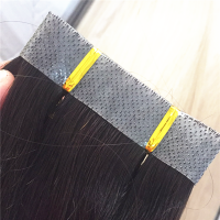 100 REMY tape skin weft hair extensions australia