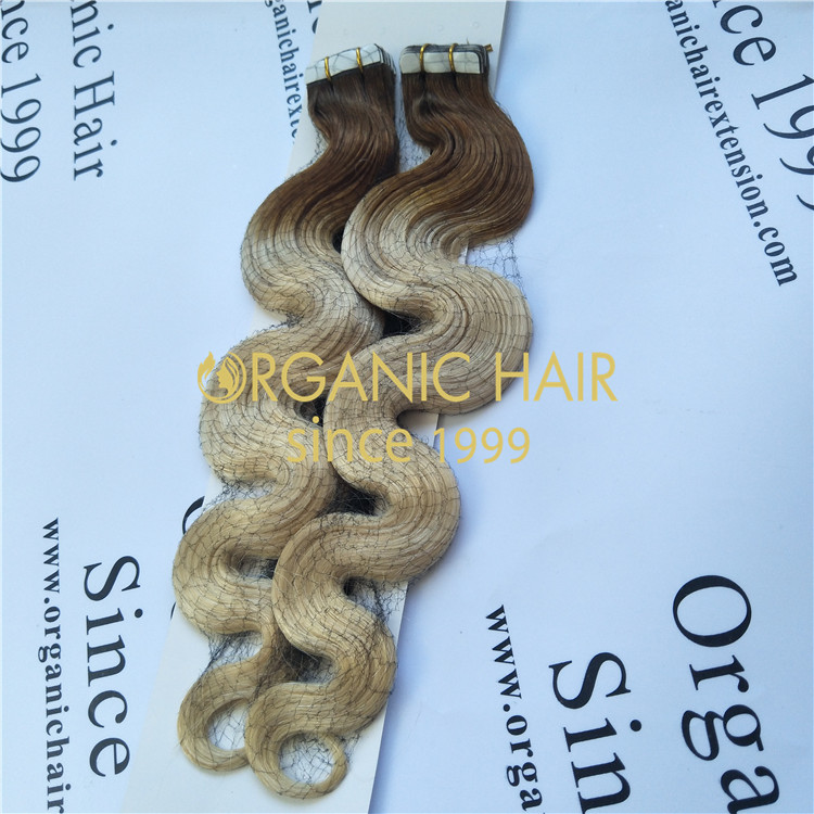 Tape Hair Extensions Specialist In Los Angeles Tape Hair