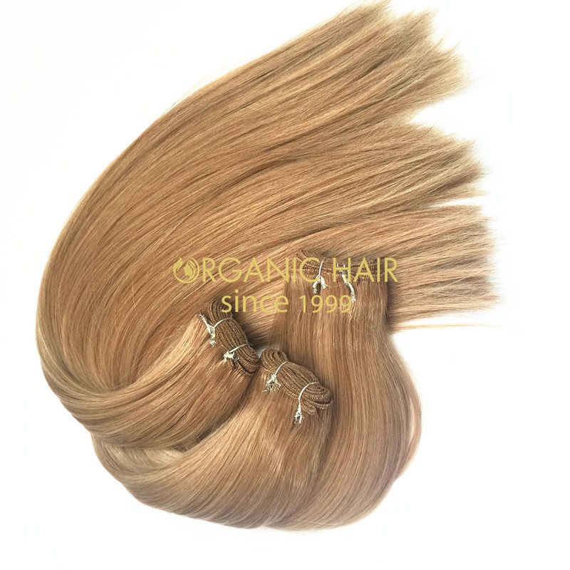 Brazilian remy hair 100 human hair weave straight