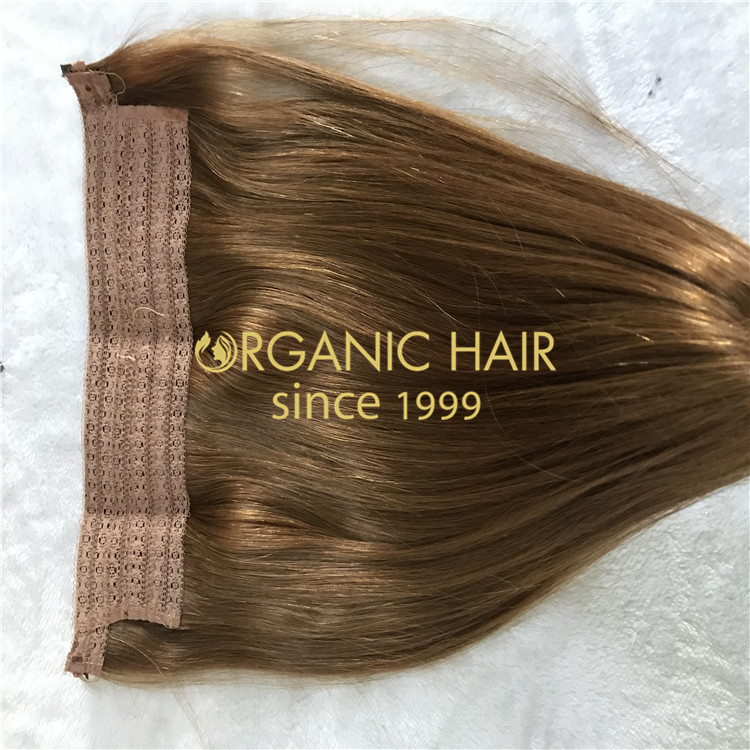 Premium halo hair extensions in stock H160