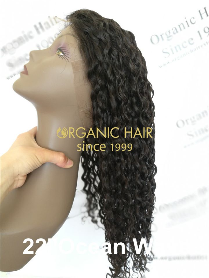 Cheap highly quality full lace wigs for black women in Chinese factory J16