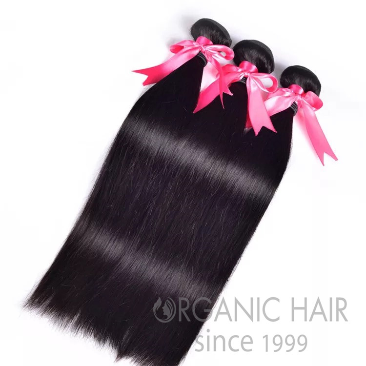 Cheap human hair weave virgin hair extensions
