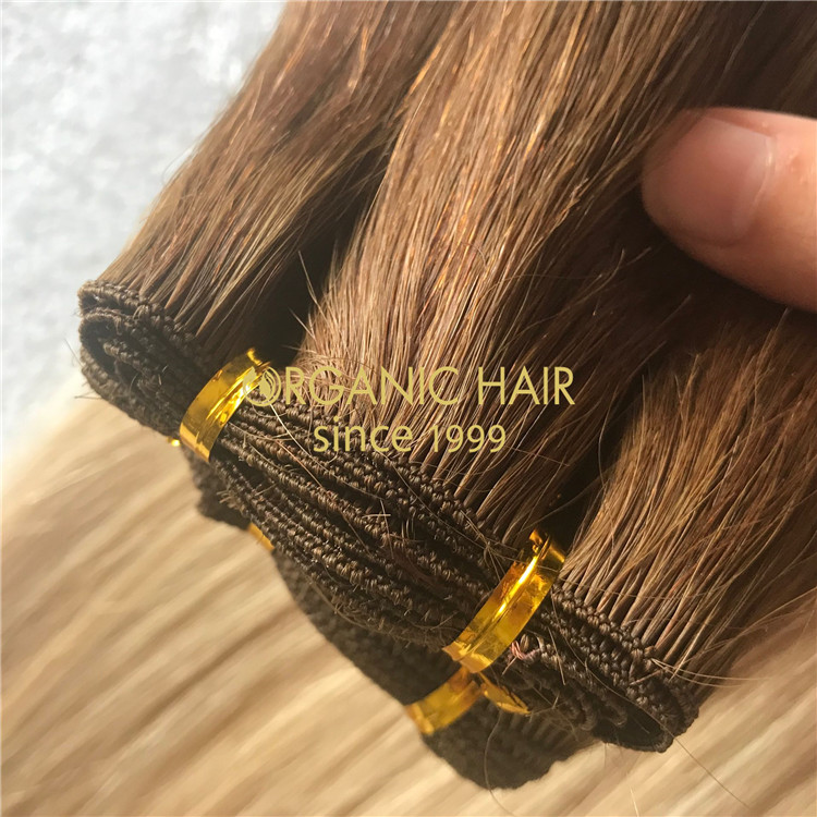 Hottest products-hand tied wefts,22