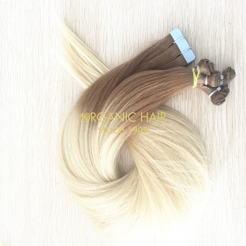 Quality human hair extensions remy weave indi remi hair
