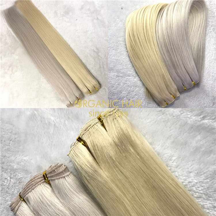 Best human hand tied weft on sale X147