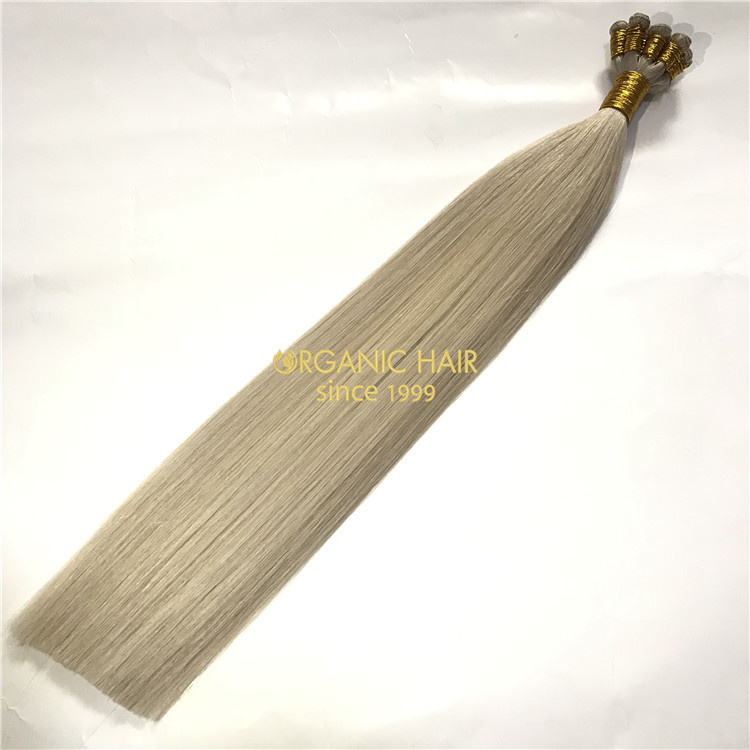 Wholesale best remy hand tied hair weft V24
