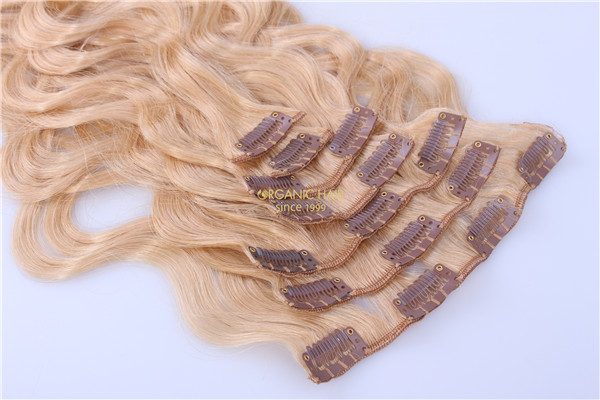 remy human hair clip in hair extensions uk