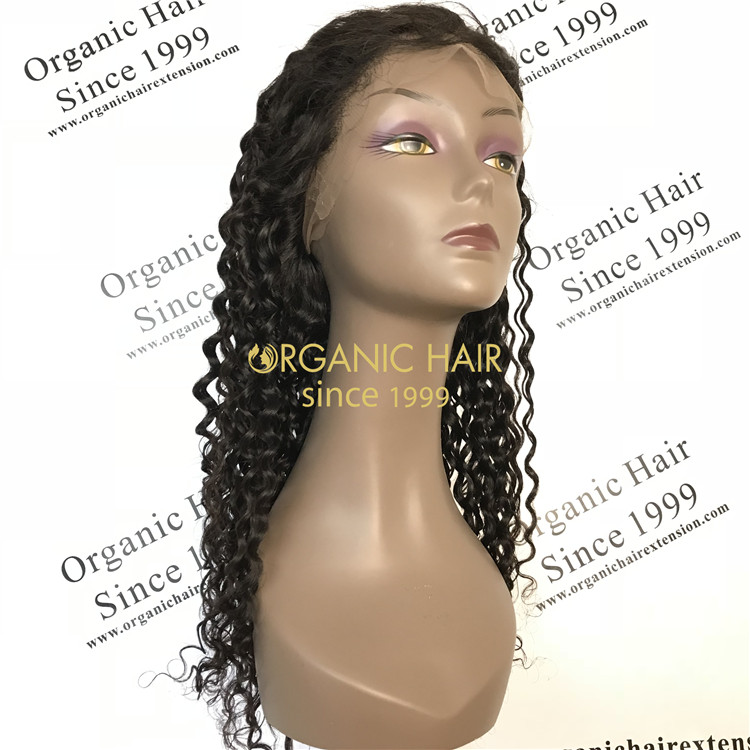 Human best full lace wigs houston X79