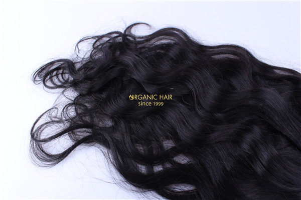 Factory directly sale best removable hair extensions