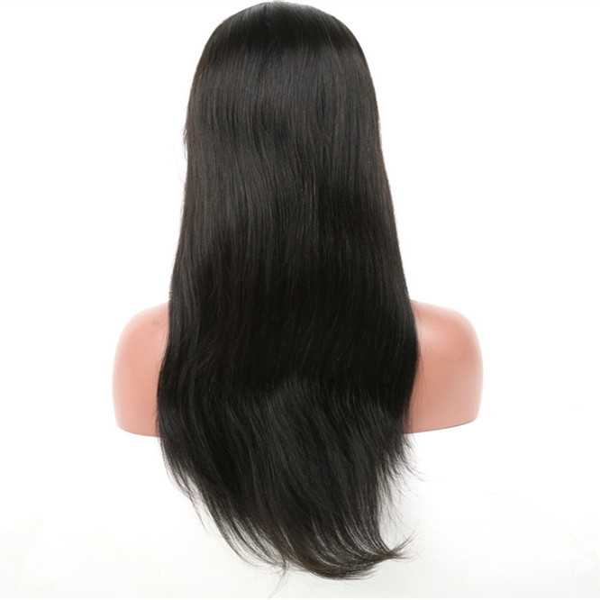 Human hair lace front wigs iamahair suppliers