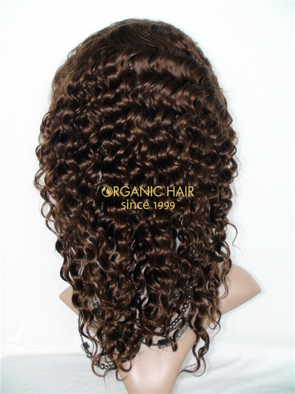 Full lace wig with baby hair from organichair R2